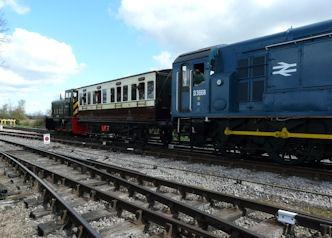 Taff Vale Railway 1st/2nd composite No 73
