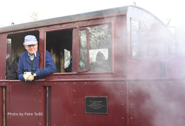 Steam Train Service - The Swindon And Cricklade Railway